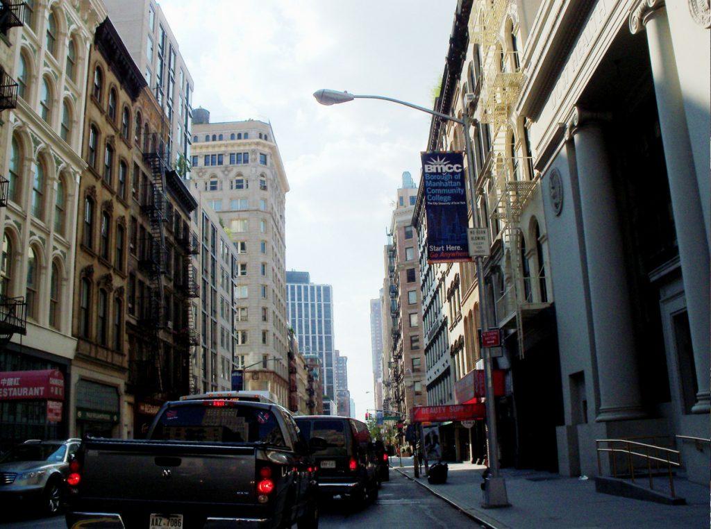 Calles de Tribeca