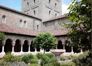 Jardines The Cloisters