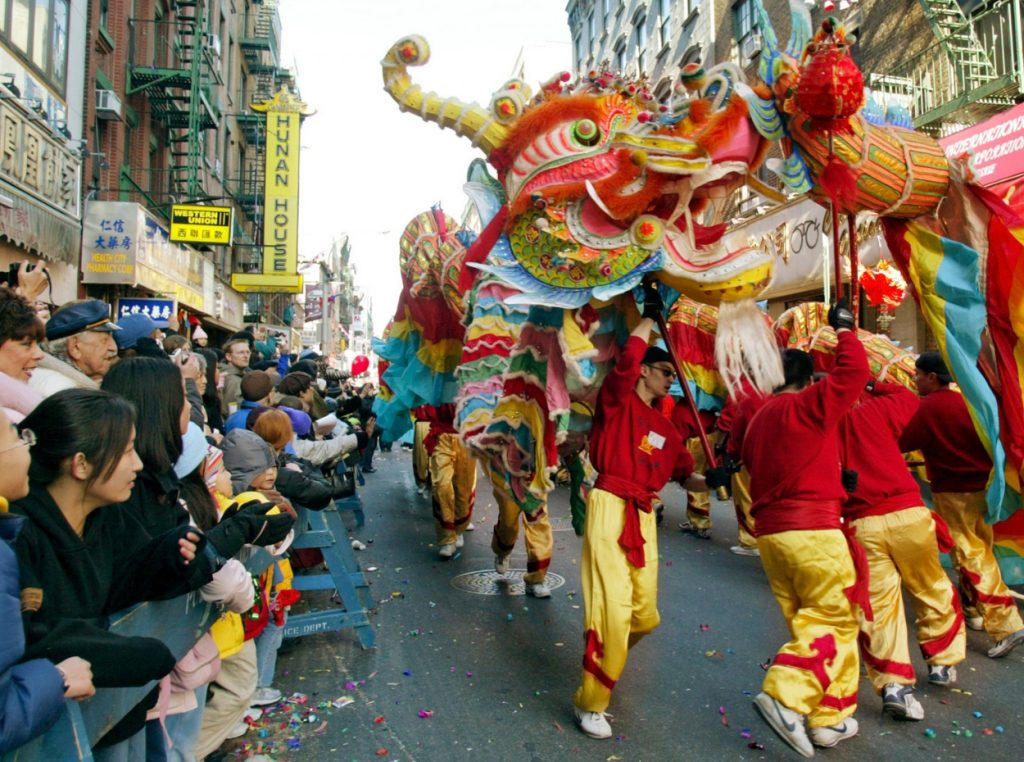 barrio chino Nueva York