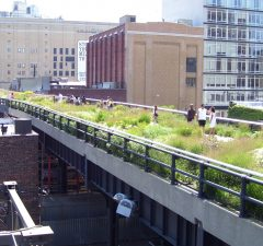 high line elevated park