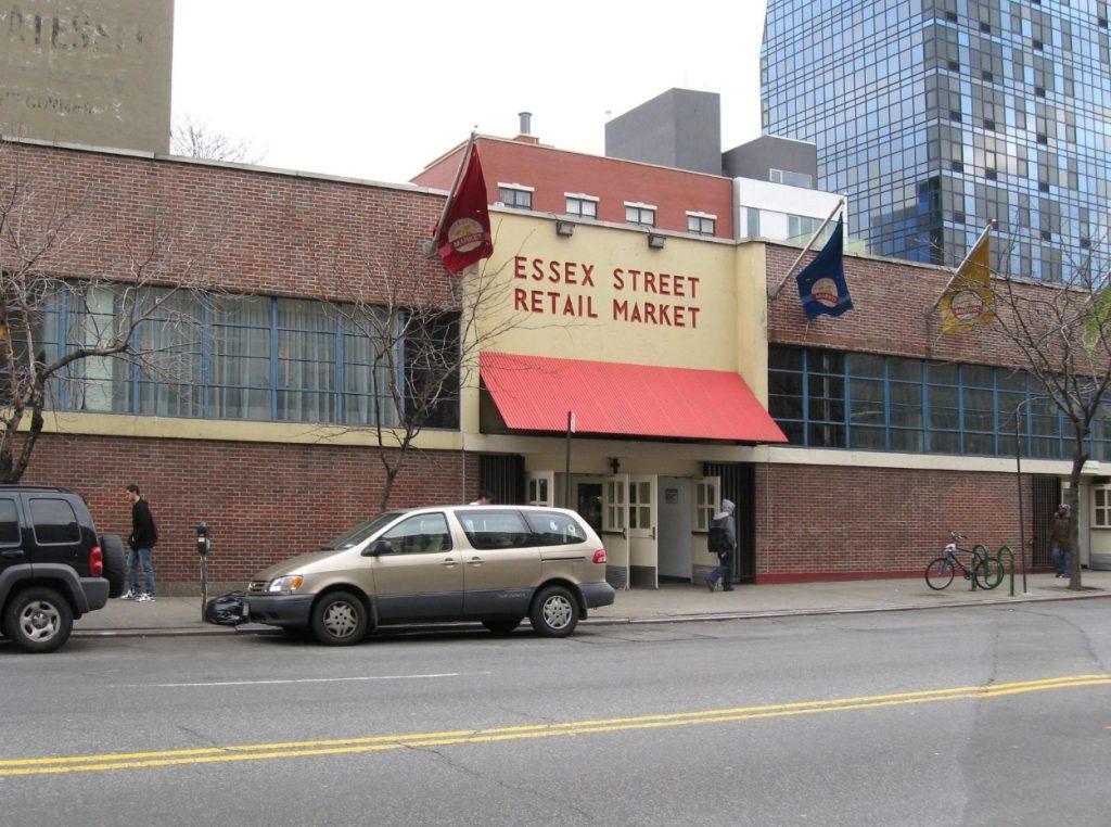Essex Street Market