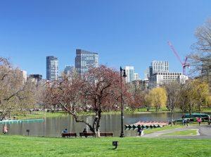 parque Boston Common