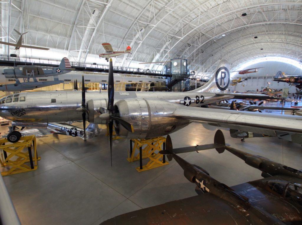 museo nacional del aire y el espacio de washington