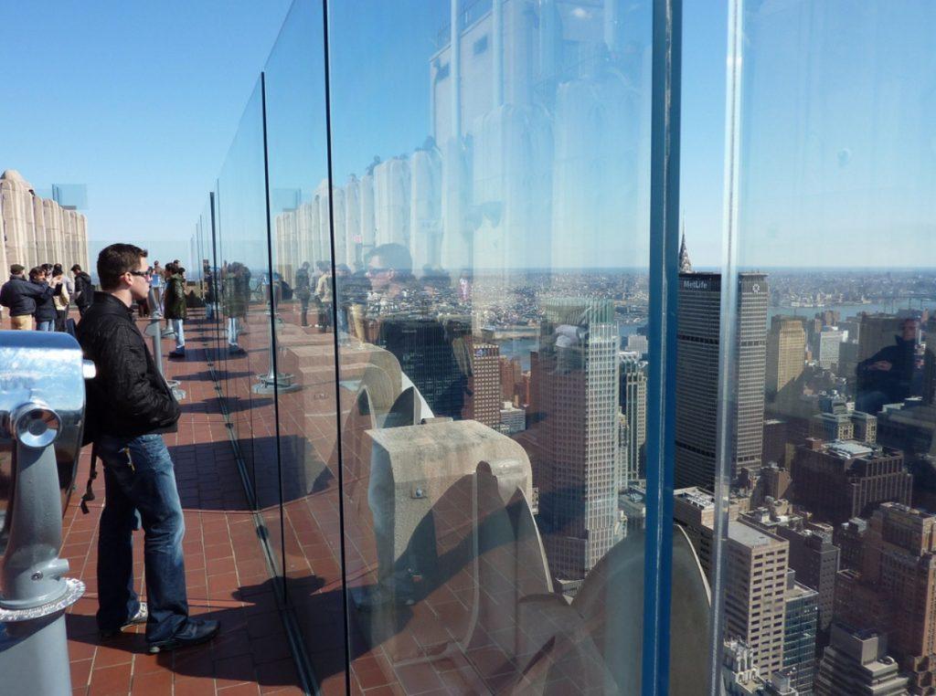 Mirador del Rockefeller center